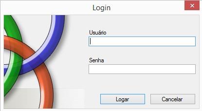 Controle de Produtos com VB.NET e SQL Server Express - Tela de Logon