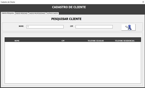 Acessando APIs a partir do Excel usando VBA - Preenchimento Automático de Endereço a Partir do CEP - Tela de Pesquisa