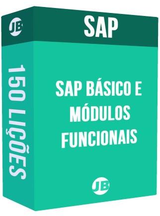 Profissionalizante Online de SAP Módulos Básicos e Funcionais com Acesso ao SAP.