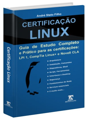 Este Livro Cobre, em Detalhes, Todos os Assuntos Cobrados na prova LPI 101, LPI 102 , CompTia Linux + e Novell CLP.