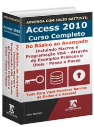 Livro: Access 2010 Completo
