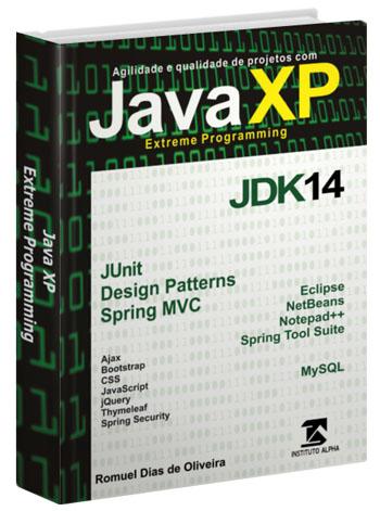 urso de Java XP - Java Extreme Programming - Desenvolvimento Ágil em Java - Agilidade e Qualidade de Desenvolvimento de Projetos com Java
