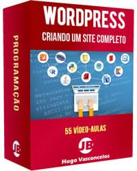 7756f5b65a 55 Vídeo-Aulas - 4 50 horas  Curso Prático e Completo de Wordpress ...