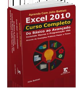 A Bíblia do Excel - Curso Completo de Excel com Júlio Battisti